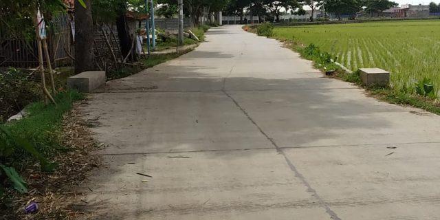Akibat Minim Penerangan, Jalan Raya Cibareng Mekar Baru Rawan Jambret