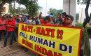 warga Perumahan Bumi Indah Tuntut Sertifikat Ke PT Arta Buana Sakti