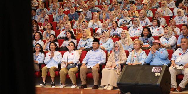 Prabowo Dikejutkan Kedatangan Tamu Istimewa