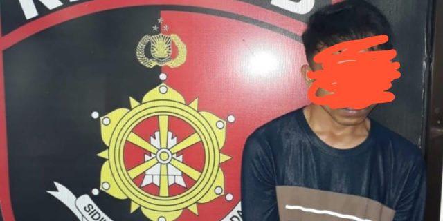 Polresta Tangerang Ringkus Komplotan Curanmor dan Penadah Motor