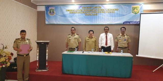 Direskrimsus Polda Banten Hadiri Rapat Koordinasi Korwas PPNS Ketenagakerjaan dan Transmigrasi