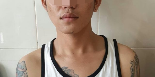 Polresta Tangerang Ciduk Pengedar Narkotika