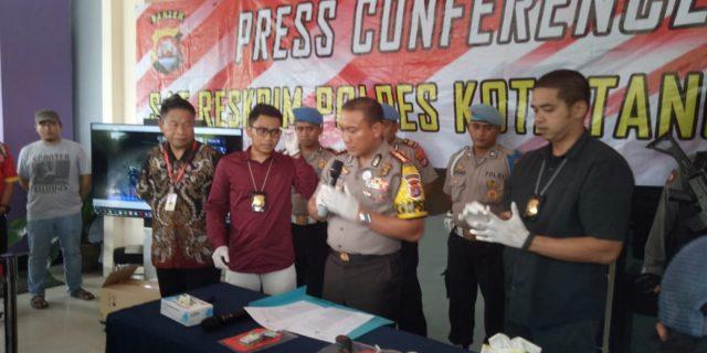 Polresta Tangerang Berhasil Bekuk Pelaku Perampok Minimarket
