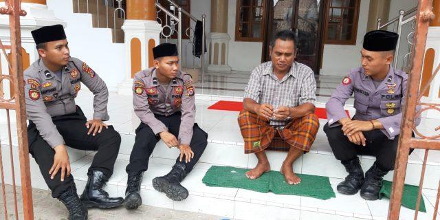 Ditsamapta Polda Banten Gencar Laksanakan Patroli Dialogis