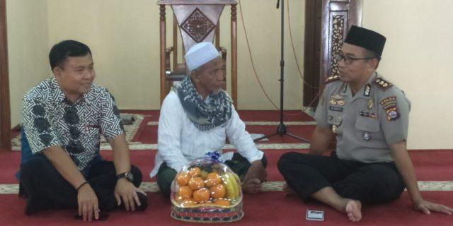 Dirpamobvit, Sambangi Tokoh Ulama Tangerang