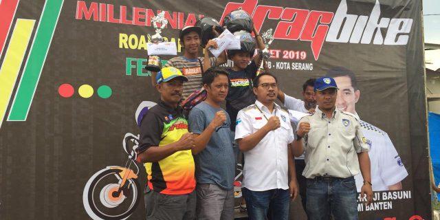 Hasil Lengkap Juara Drag Bike Piala Kapolda Banten 2019