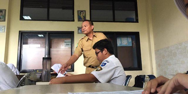 26100 Siswa Se-Kota Tangerang Ikuti Tryout Ujian Nasional Berbasis Komputer