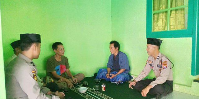 Wujudkan Kamtibmas Ditsamapta Polda Banten Rutin Lakukan Patroli dan Sambang Dialogis