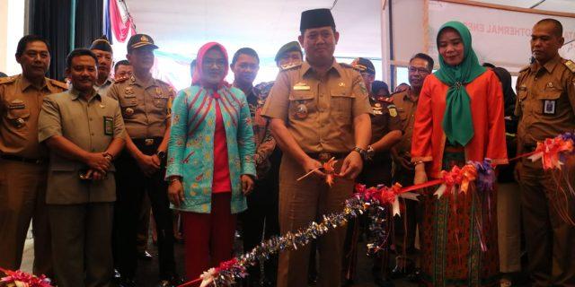 Wakil Bupati Tanggamus Buka Musrenbang RKPD Tahun 2020 Di Islamic Center