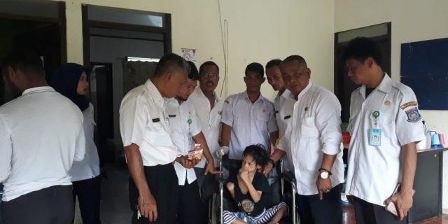 Tiga Tahun Dipasung Ibunya Zidni Khoir Alfatiri Diselamatkan Dinsos Tangsel