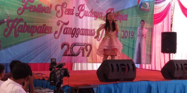 Musrenbang Kab Tanggamus Dihiasi Festival Seni Budaya