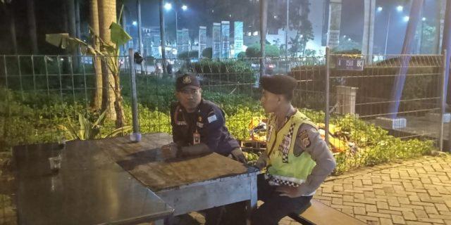 Menekan Angka Kriminalitas, Dit Samapta Polda Banten Rutin Patroli