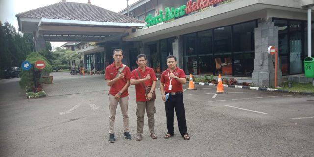 Redaksi Kejarinfo Kunjungi Obyek Wisata Pemandian Air Panas Sari Ater Bandung