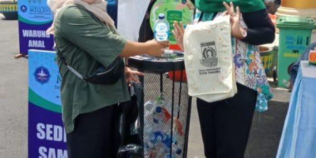 3 Hari Pelaksanaan Mtq, DLH Kumpulkan 300 KG Sedekah sampah
