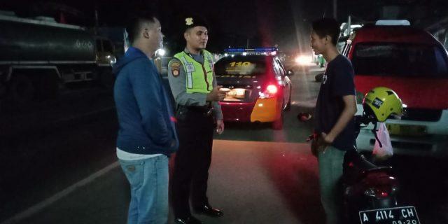 Wujudkan Sinergitas TNI-POLRI Laksanakan Patroli Bersama