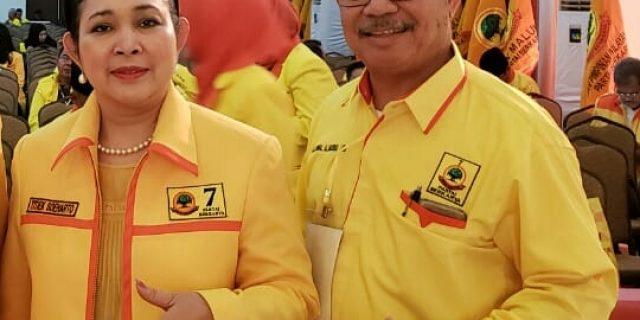 Prof. Zainal Arifin Hasibuan (Caleg DPR RI): Partai Berkarya akan Perjuangkan UU Teknologi Informasi dan Komputer