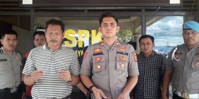 Resedivis Tersangka Curas Bersenpi Berhasil Ditangkap Polsek Talang Padang