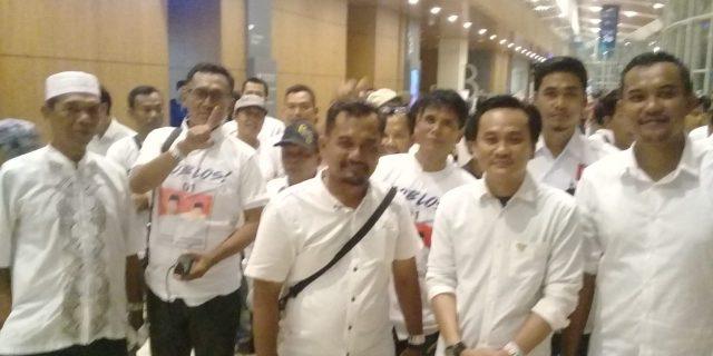DPD golkar Kecamatan Cikupa siap Menangkan pasangan capres 01