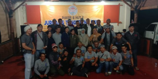 Himpunan Jurnalis Tangerang Raya Menggelar HUT II Dan Rapat Kerja Priode 2020