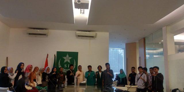 Jupri Nugroho Ketua Panitia Muswil SEMMI Jakarta Raya