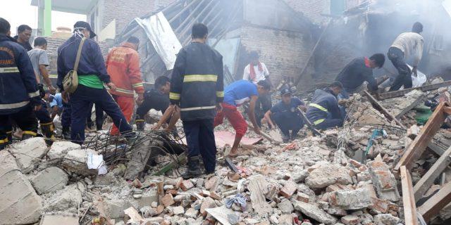 Kebakaran Di Pasar Jayanti Menelan Korban Jiwa