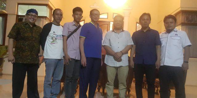 """Gubernur Banten Gandeng PWI, Kawal """"Parasit"""" Pembangunan"""