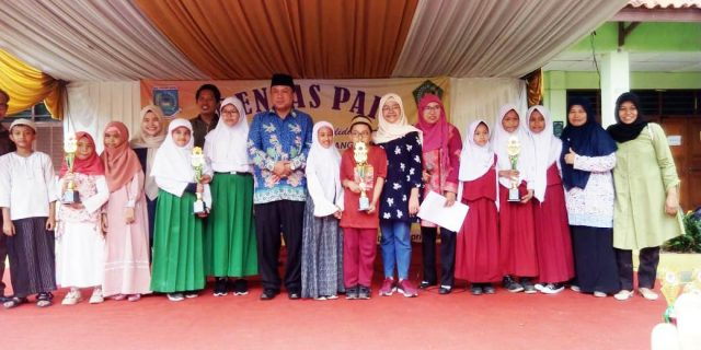 Pentas PAI Tingkat SMA/SMK Se-Kota Tangerang Selatan