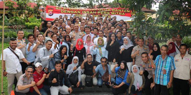 Jalin Sinergitas dan Persaudaraan Kaolda Banten Gelar Silaturahmi Dengan Insan Pers