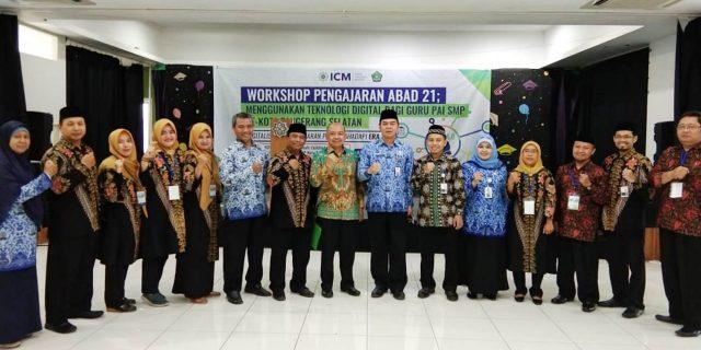 MGMP PAI SMP Kota Tangsel Angkat Isu Pembelajaran Abad 21 Teknologi Digital