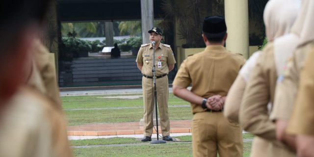 Ahmed Zaki Iskandar Beri Semangat ASN Terus Melayani Masyarakat