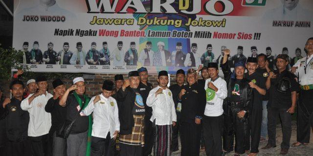 Puluhan Perguruan Pencak Silat Se-Banten Gelar Aksi Damai Pemilu 2019