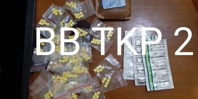 Ditnarkoba Polda Banten Ungkap Kasus Obat-obatan Daftar G