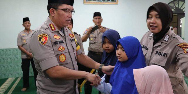 Polres Metro Tangerang Kota Gelar Peringatan Nuzulul Qur'an