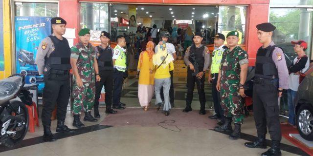 Ditpamovit Polda Banten Perketat Pengawasan di Pusat Keramaian di H-3 Lebaran