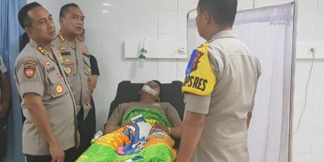 Pelaku Penyerangan Anggota Polisi Diduga Alami Gangguan Kejiwaan