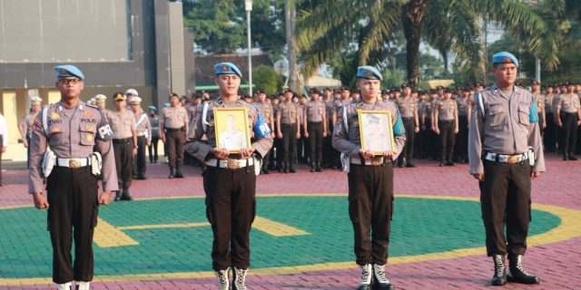 Dua Anggota Polri Diberhentikan Secara Tidak Hormat