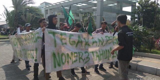 HMI Pamulang Minta Walikota Tangsel Airin Copot Kadishub