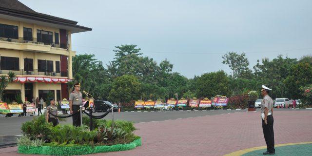 395 Personel Polda Banten Naik Pangkat, Salah Satunya Kabid Humas Polda Banten