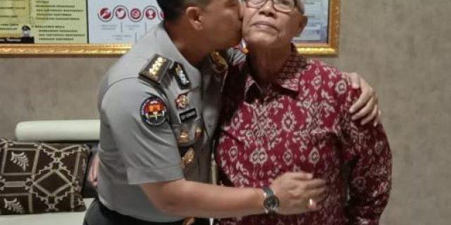 Berkat Do'a Ayah AKBP Edy Sumardi Pradinata, S.IK. M.H Naik Pangkat