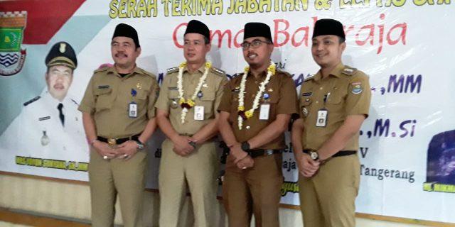 Kecamatan Balaraja Laksanakan Serah Terima Jabatan
