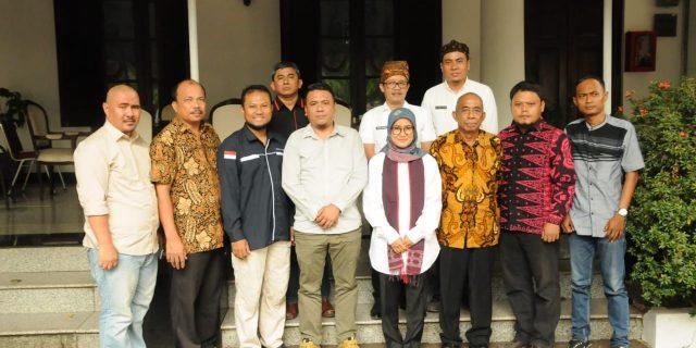 Bupati Lebak Apresiasi Karya Jurnalistik Yang Tergabung Dalam Wadah PWI
