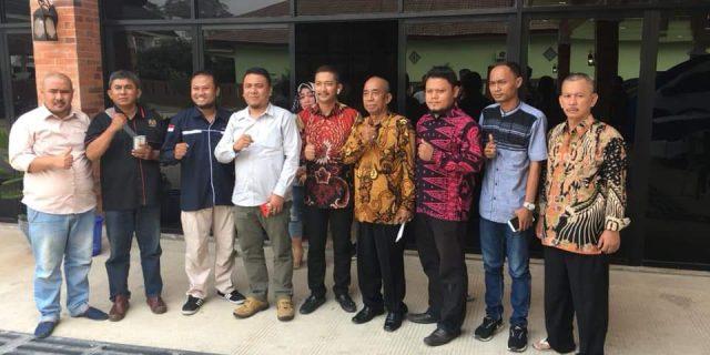 Gapensi Kab Lebak Dukung Program PWI Banten