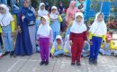 Kemeriahan Siswa Siswi SDN PASIR AWI Dalam Memperingati HUT RI Ke 74