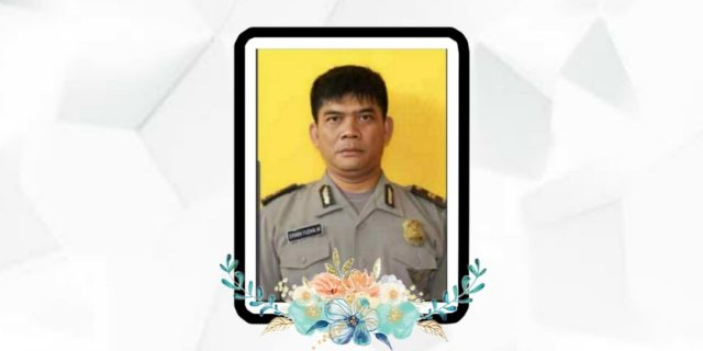 Ipda Erwin Yudha Wildani Gugur Dalam Tugas