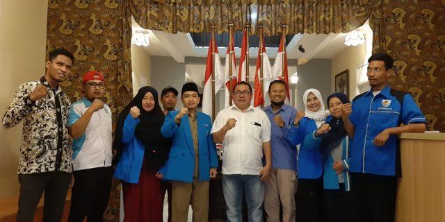 KNPI Roadshow ke JBS Temui Tokoh Pers Banten