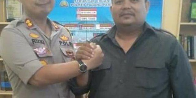 AKBP Zamroni Wibowo SIK, Jabat Kapolres Padang Pariaman