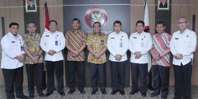 BNN dan BNPT Siap Bangun Kekuatan Lawan Narkoba dan Terorisme