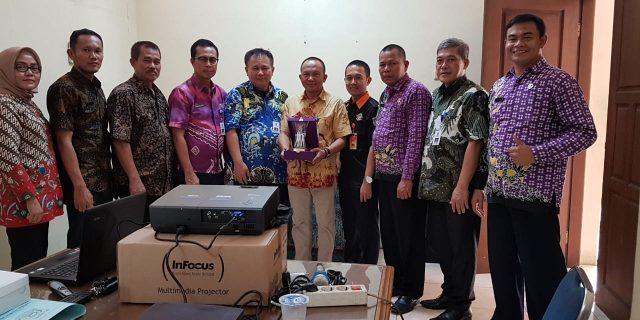 Tingkatkan Kualitas Pelayanan Dishub Kabupaten Tangerang Laksanakan Kunker