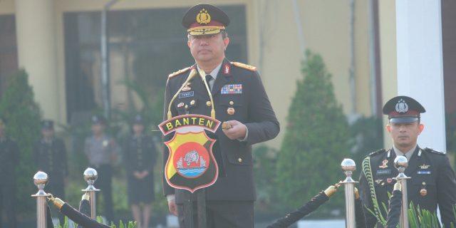 Pesan Kapolda Banten, Masyarakat Harus Menjaga Kedamaian dan Keamanan