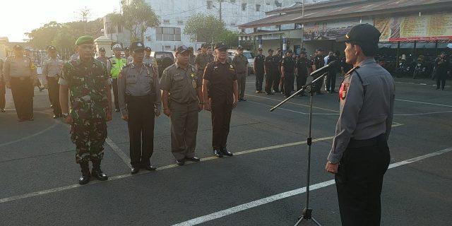 Polsek Karawaci Siap Siaga Dalam Pengamanan Presiden dan Wakil Presiden